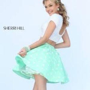 Sherri Hill Two Piece